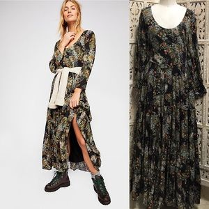 FREE PEOPLE Fall in Love Midi Dress
